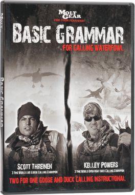 Molt Gear Basic Grammar Calling