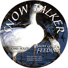 Snow Talker Electronic Snow Goose Call