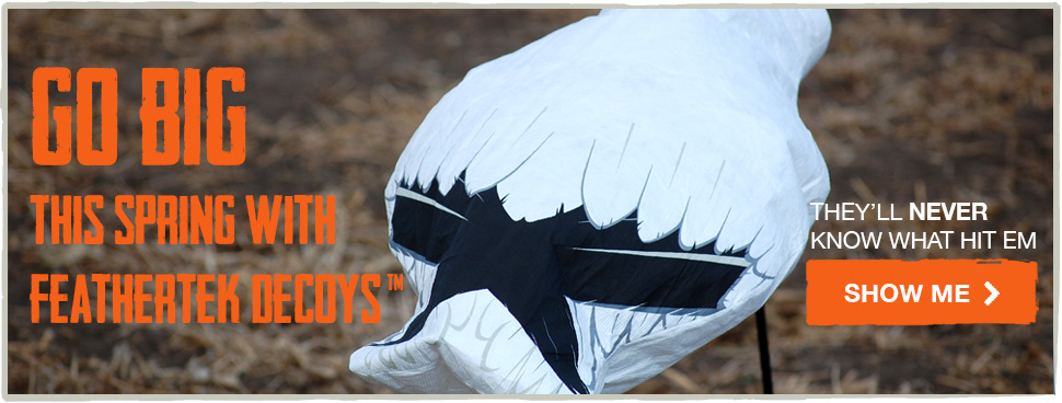Snow Goose Hunting Products